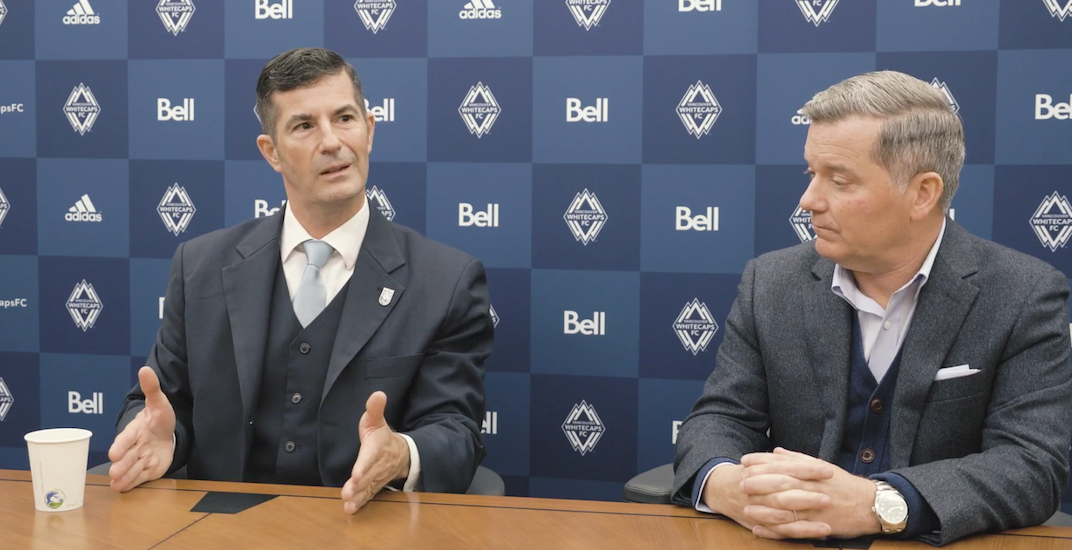 New Vancouver Whitecaps CEO on how to win back fans in 2020