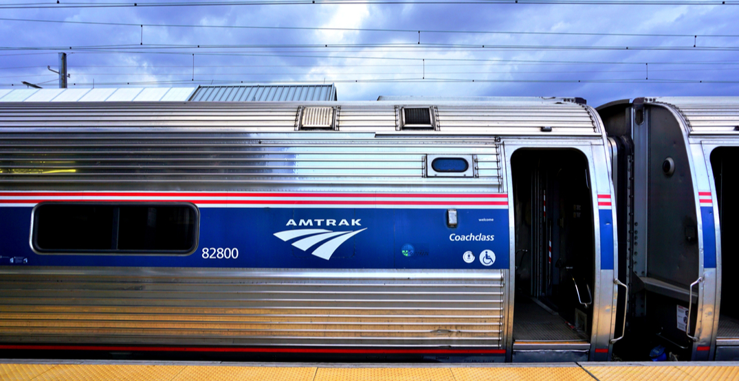 Apple Pay, Google Pay, and PayPal can now be used on Amtrak