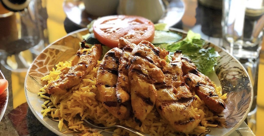 Simba's Grill just opened a new location in Burnaby