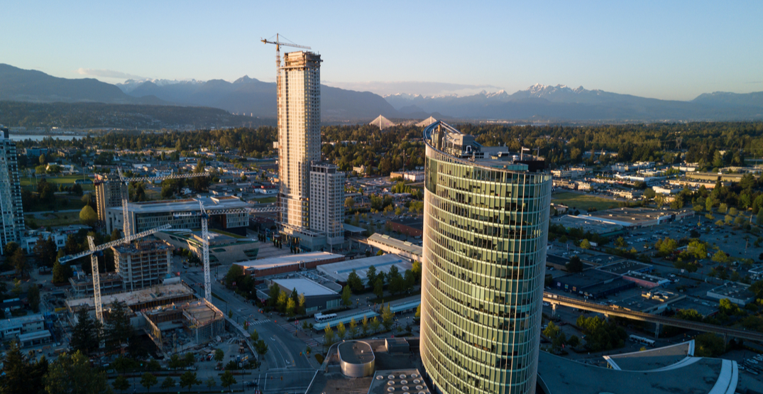 Record $2.3 billion worth of building permits approved by City of Surrey in 2019