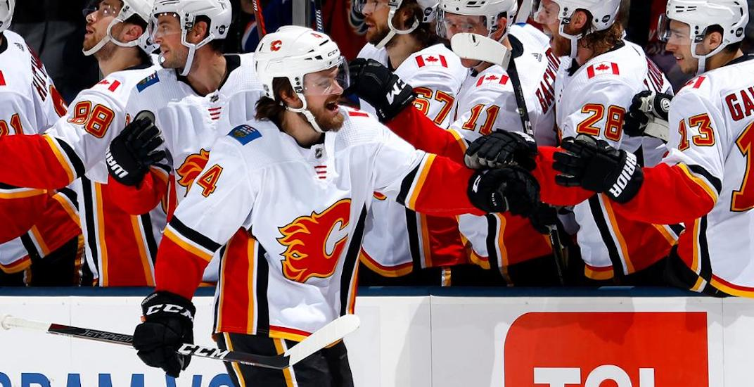 Flames sign Rasmus Andersson to 6-year, $27.3 million contract extension