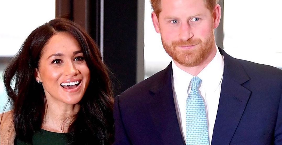 Tim Hortons offers Prince Harry and Meghan Markle free coffee for life if they move to Canada