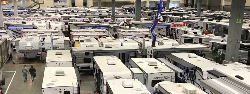 Check out the Pacific Northwest's largest RV show in Seattle next month