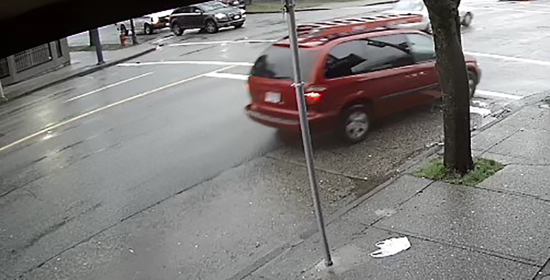 VPD seeking dashcam footage of alleged abduction attempt of 12-year-old girl