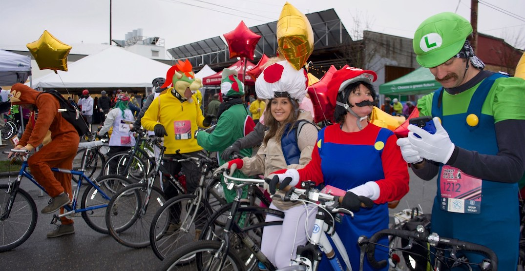 Portland's Worst Day of the Year bicycle ride returns March 2020