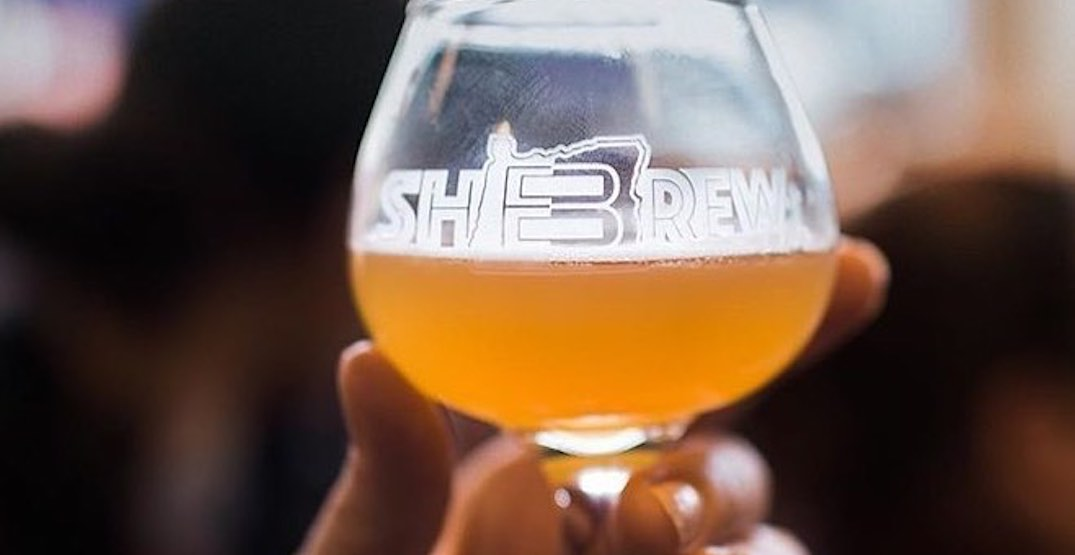 Support local female owned craft beer at this LGBTQ-positive brew event
