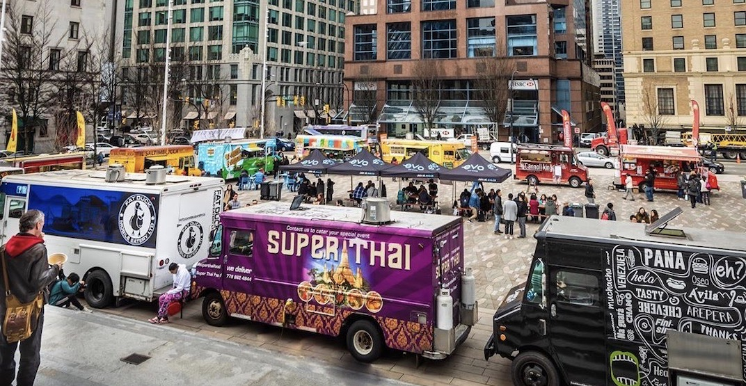 Street Food City cancels food truck festival from January 17 to 19