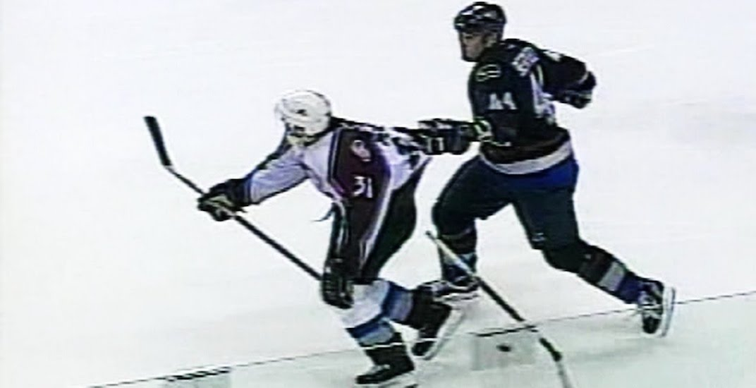 "Ex-Canuck Brad May says Bertuzzi-Moore incident is ""no different than insurance fraud"""