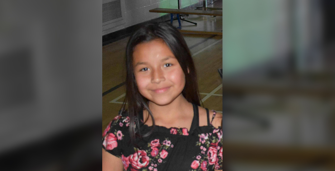 Surrey RCMP searching for missing 10-year-old girl