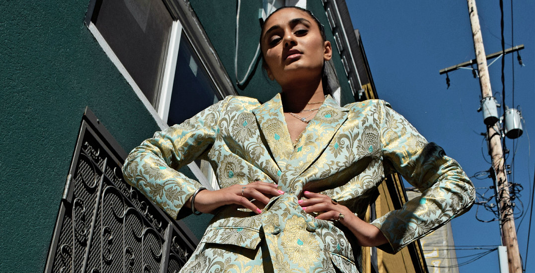 This Vancouver-based designer is changing the narrative around fashion