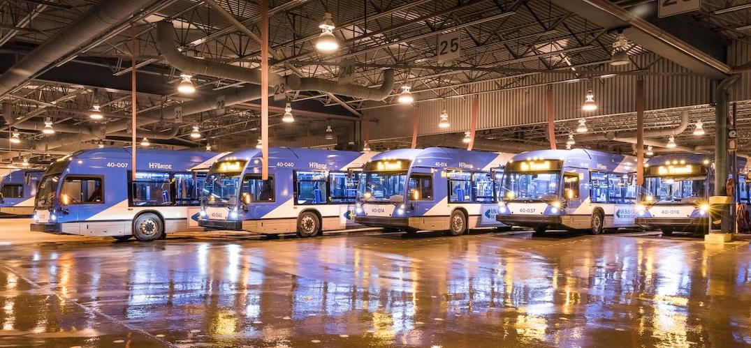 STM adding roughly 30 hybrid buses a month to its fleet