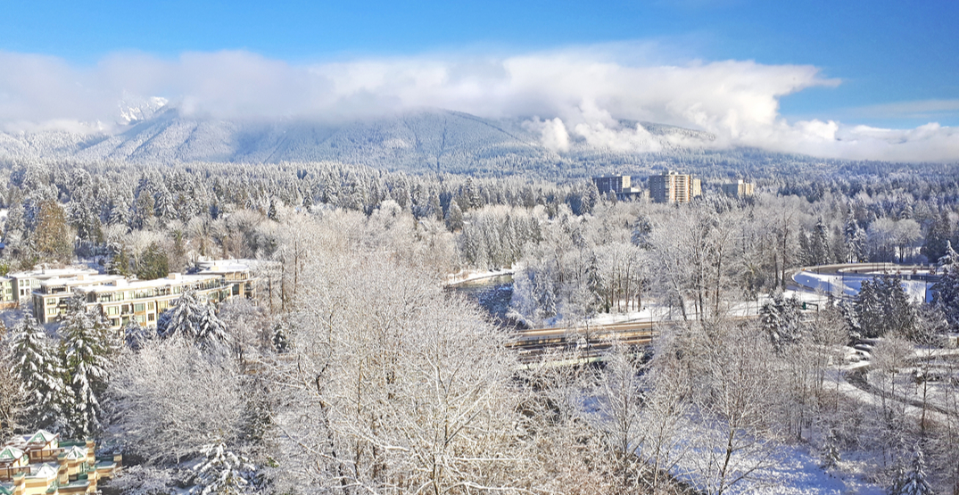 Bundle up: It's going to feel like -13°C in Vancouver today