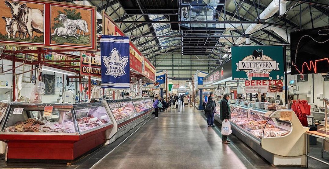 The St. Lawrence Market to FINALLY be open on Sundays