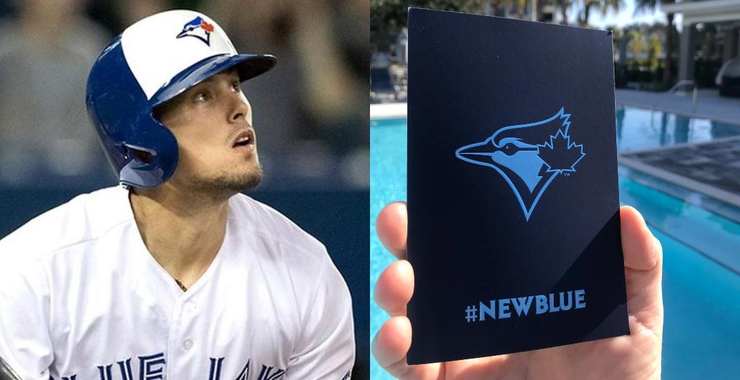 "Blue Jays tease ""new blue"" jerseys on social media"
