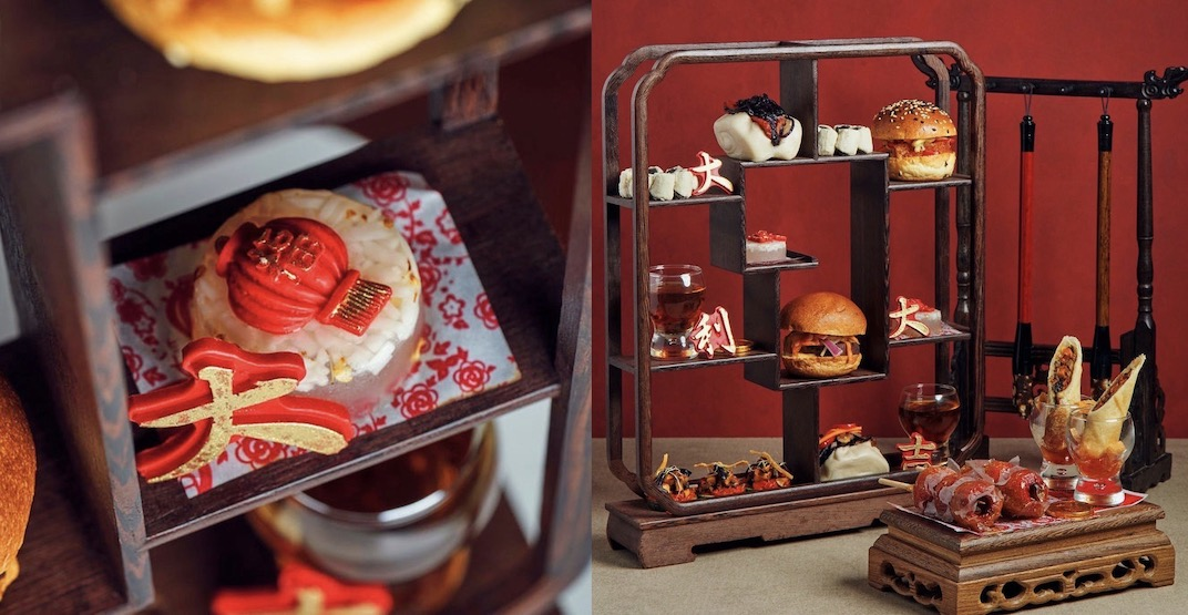 Le Doux Ciel to offer Chinese New Year afternoon tea starting January 18