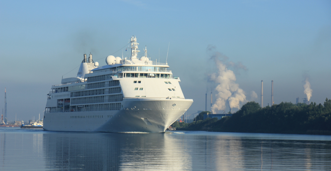 The first cruise ship to journey to all seven continents just set sail