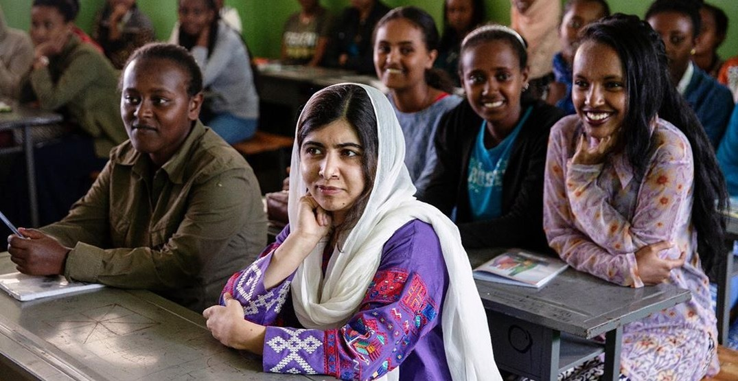 Malala Yousafzai's life story is coming to world's largest children's museum