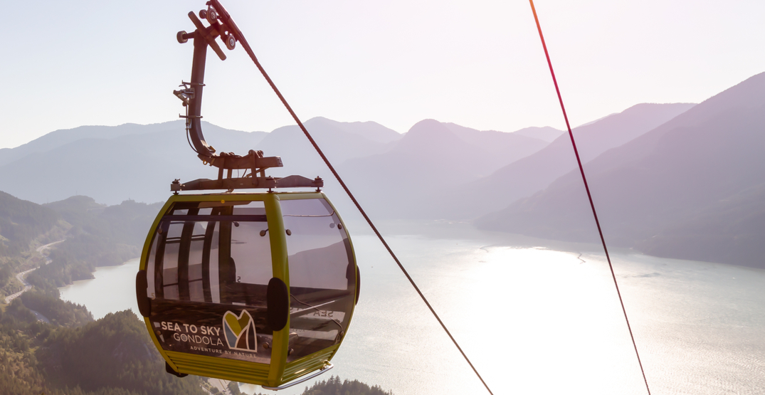 Sea to Sky Gondola will officially re-open to the public on February 14