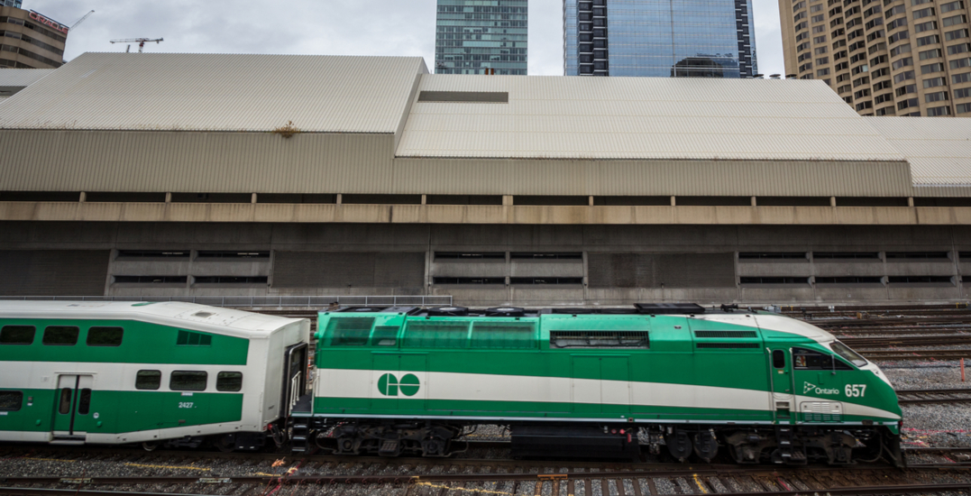 Commuters may have to start paying for parking in GO Transit lots