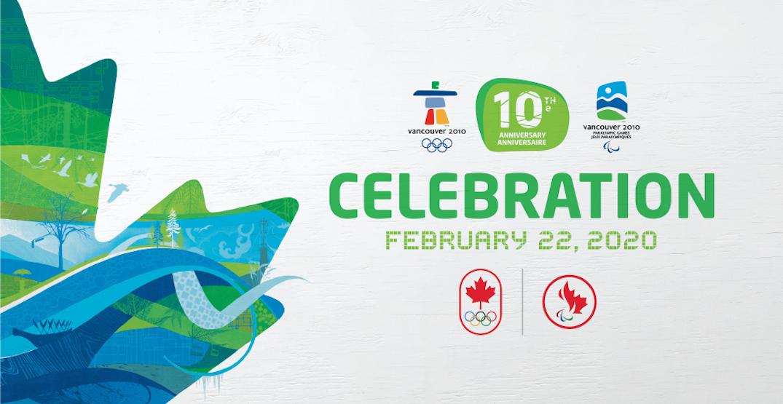 vancouver 2010 olympics 10-year celebration vanoc