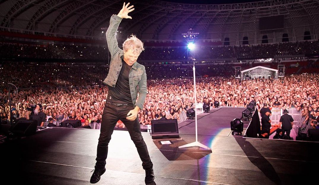 Bon Jovi is coming to Toronto this summer