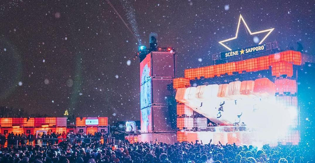Igloofesters can expect cold and snow during festival's first weekend