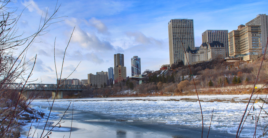 Above-zero temperatures expected all week in Edmonton