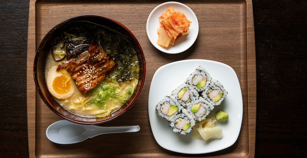 Iron Chef Masaharu Morimoto's Momosan Seattle reopens for dine-in this Friday