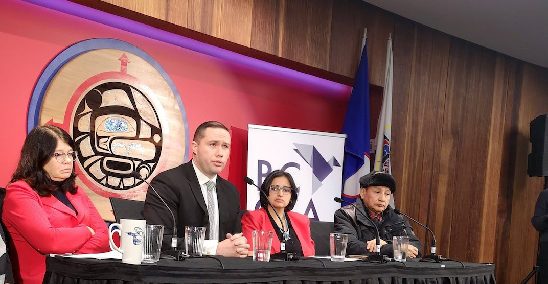 Legal complaints filed against RCMP exclusion zone in Wet'suwet'en territory
