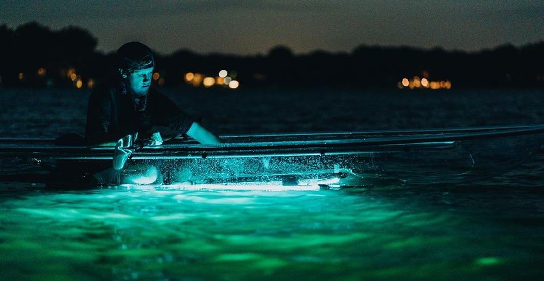Witness Florida's bioluminescence in a see-through kayak (PHOTOS)