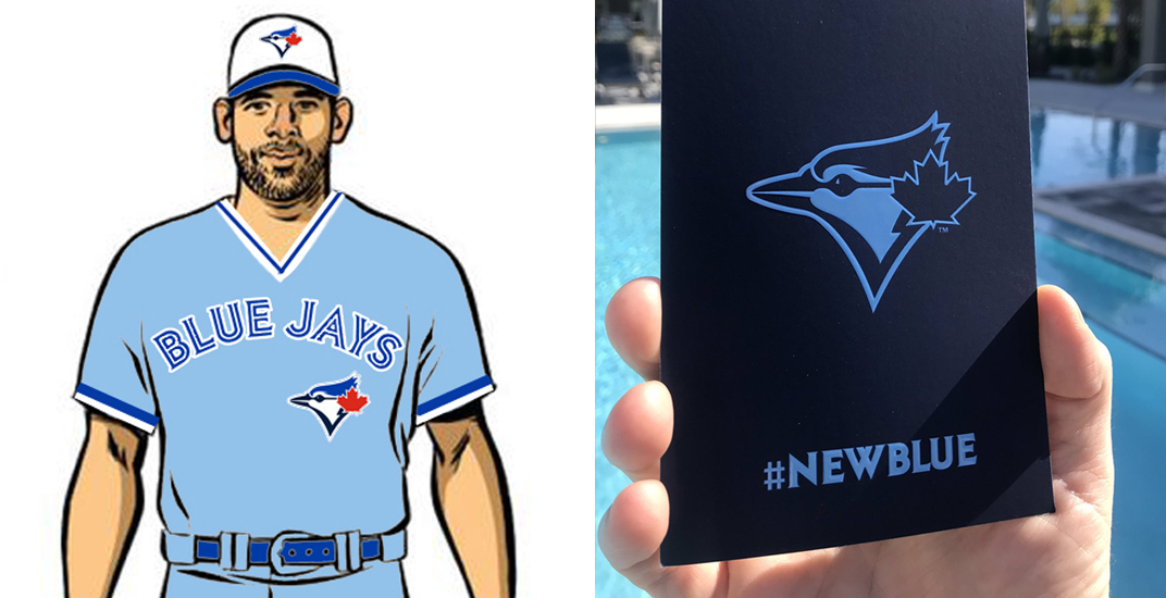 3 design ideas for the Blue Jays' new powder blue uniforms