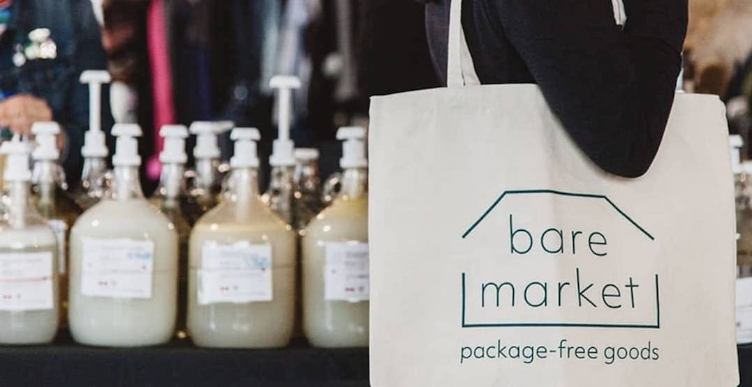 A new zero-waste store is opening in Toronto this winter