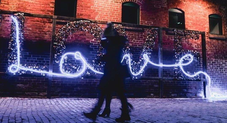 Toronto's stunning FREE Light Festival kicks off this weekend