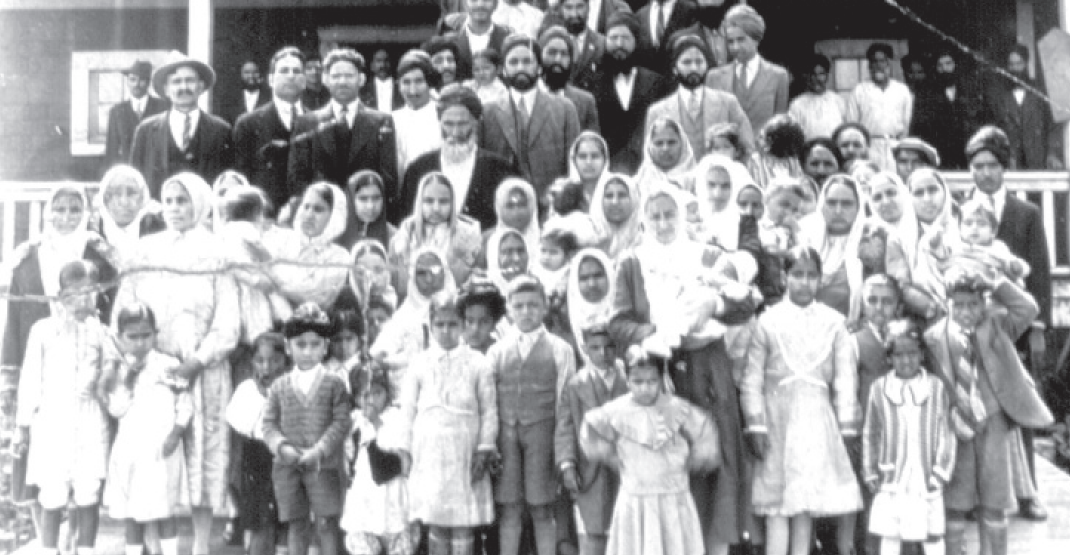 New art exhibit celebrates 100 years of Sikhs in New Westminster