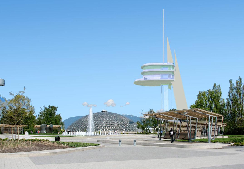 queen elizabeth park observation tower vancouver