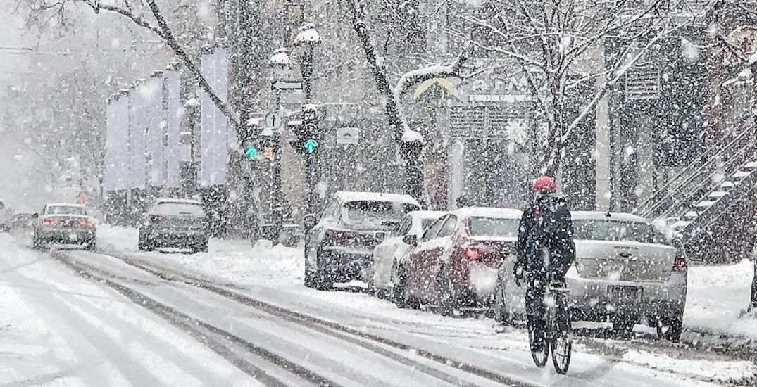 Montreal expected to get hit with up to 23 cm of snow this weekend