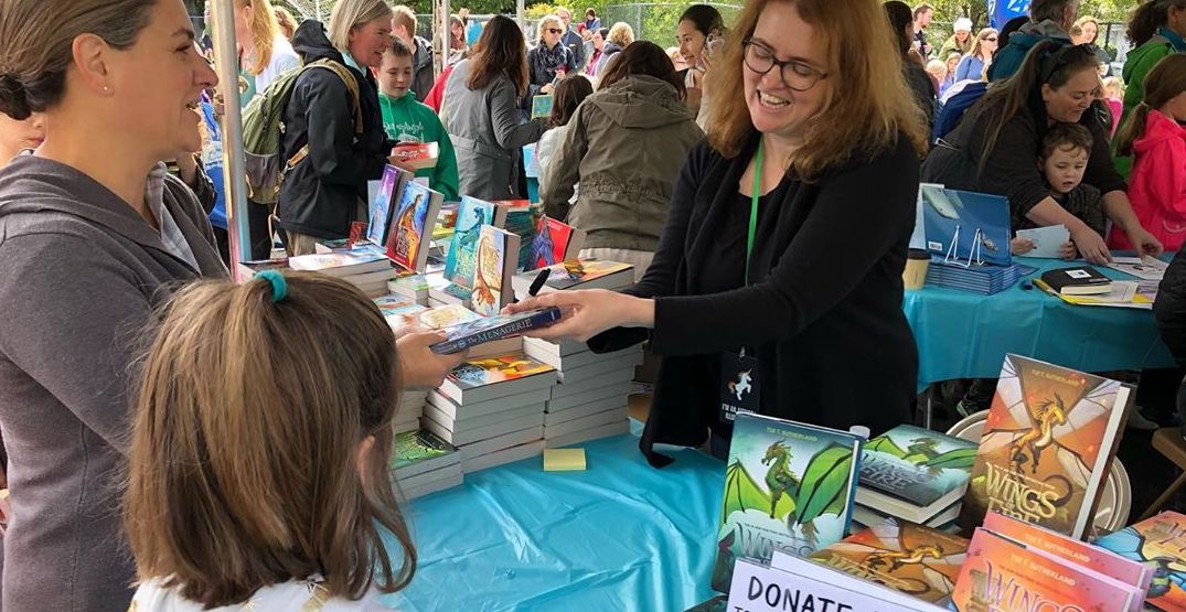 The Seattle Children's Book Festival is in need of funding