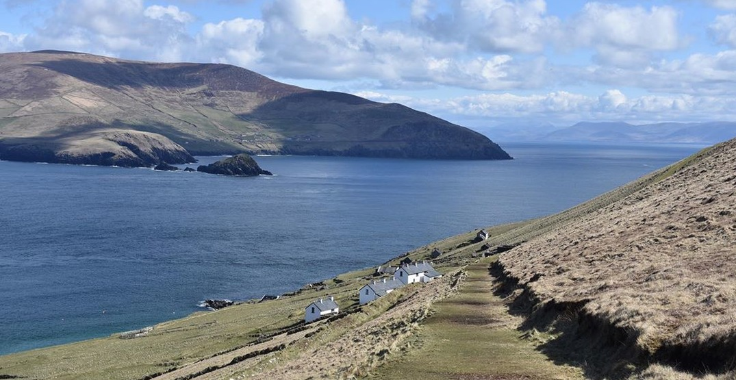 A remote island in Ireland is hiring 2 people to manage its cottages and coffee shop
