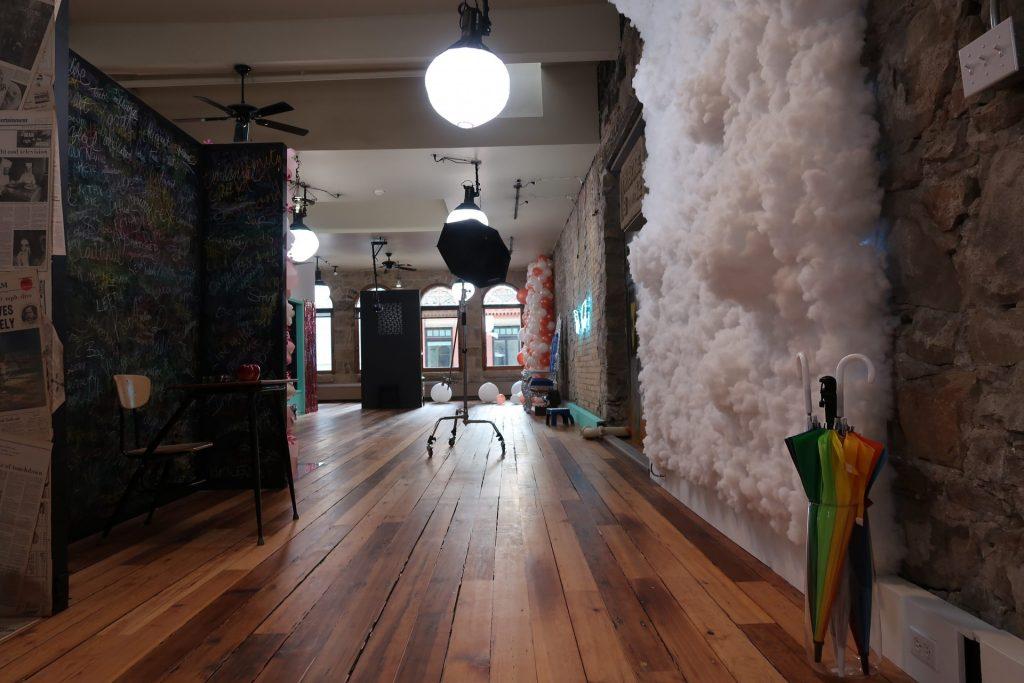 selfie studio