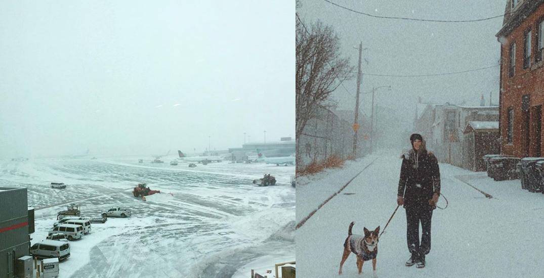 Snowfall warning still in effect as winter storm hits Toronto