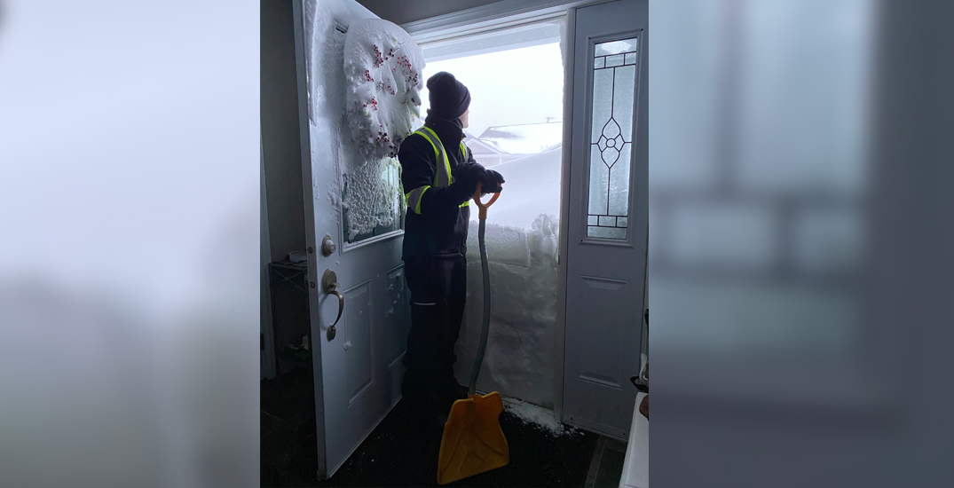 Newfoundland begins to dig itself out after epic blizzard (PHOTOS)