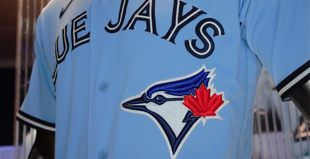 Blue Jays unveil new powder blue uniforms for 2020 season (PHOTOS)