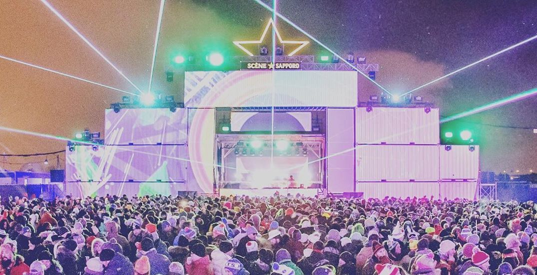 Here's what the first weekend of Igloofest looked like (PHOTOS)