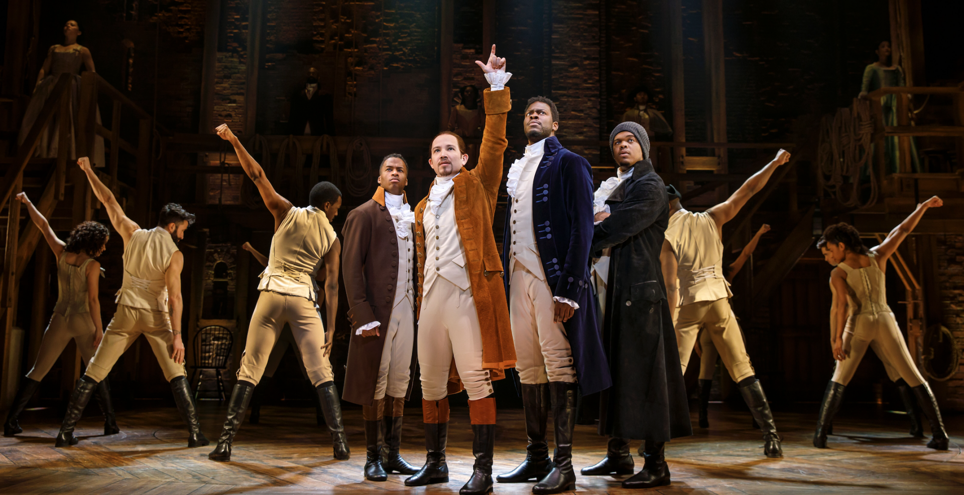 Here's when you can get tickets to Broadway hit Hamilton in Vancouver