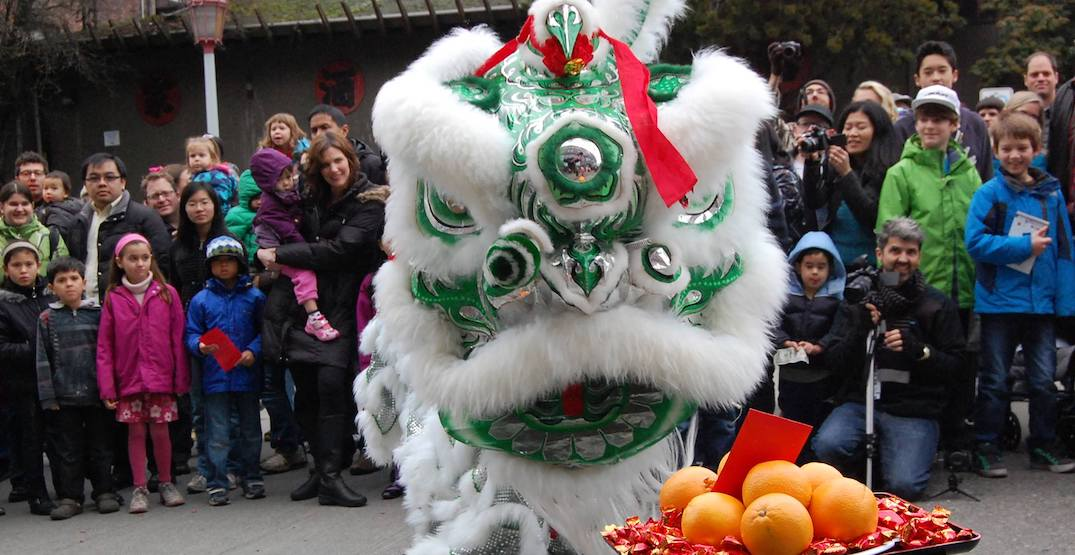 Watch a traditional lion dance at this Seattle Lunar New Year celebration
