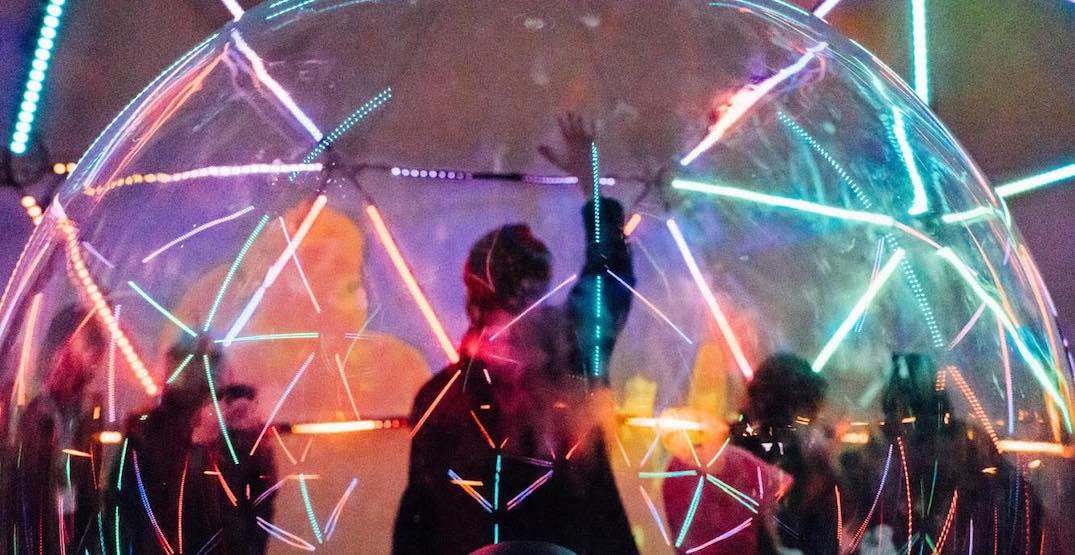 This unique pop-up Glow Bar is coming to Portland this February