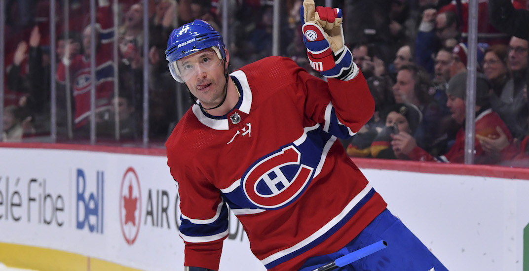 Canadiens trade Kovalchuk to Capitals for a draft pick