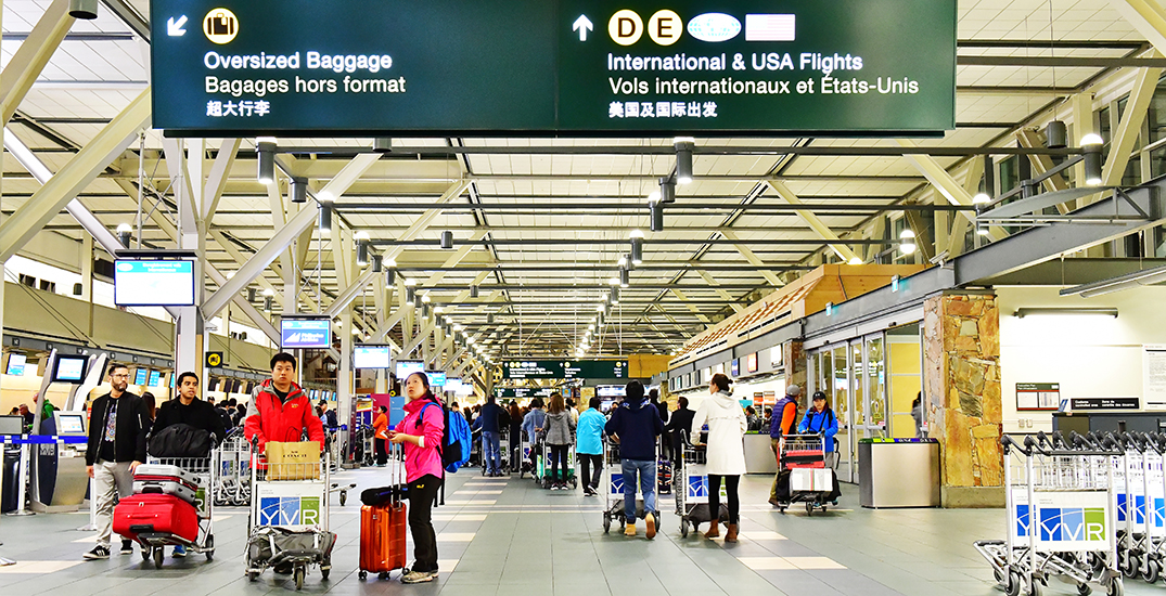 "YVR implements ""additional measures"" against coronavirus spread"