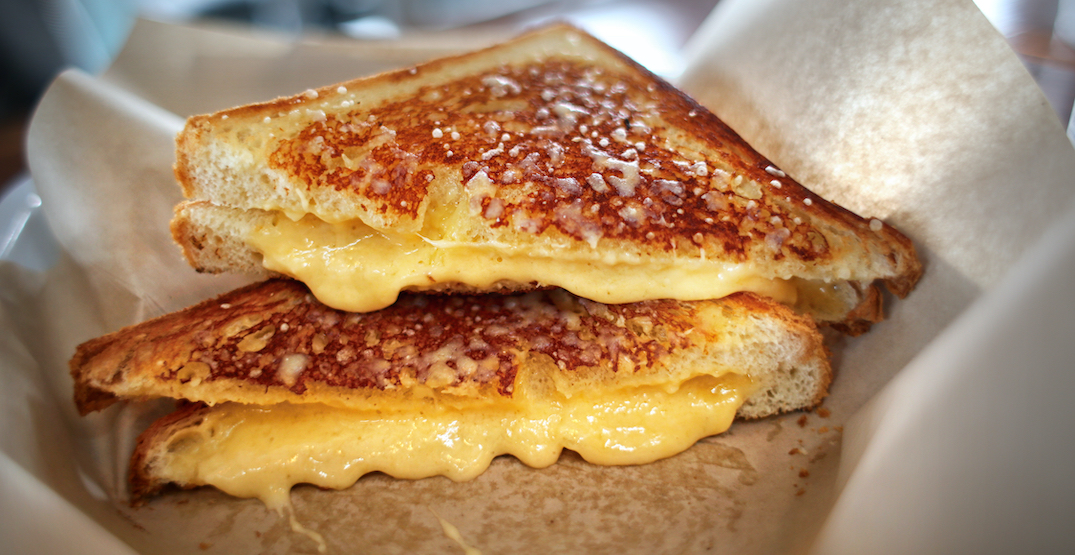 5 spots in Portland to get the best grilled cheese sandwiches