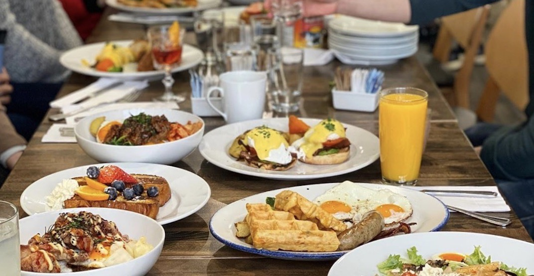 Breakfast Table reopens in South Granville after moving locations